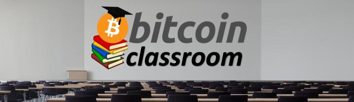 Bitcoin Classroom